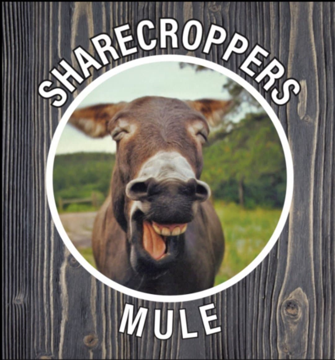 Sharecroppers Mule